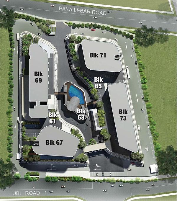 Oxley Bizhub Site Plan