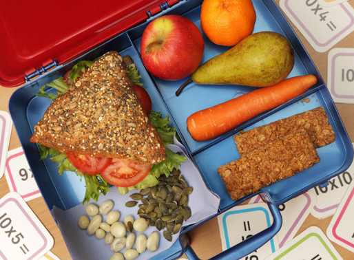 Back to School: 3 Easy Ways to Inject Healthy Food into your Child's Day