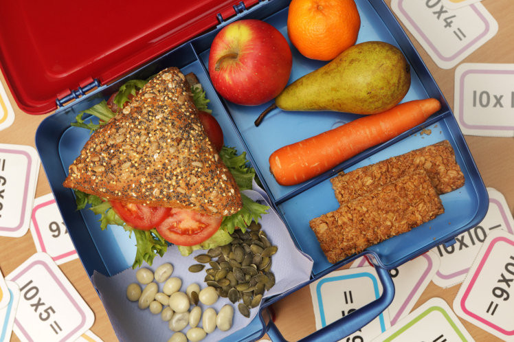 Me Books - Nutrition, Healthy, lunchbox, fruits, sandwich