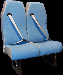 HSM C.E. White Activity Seat