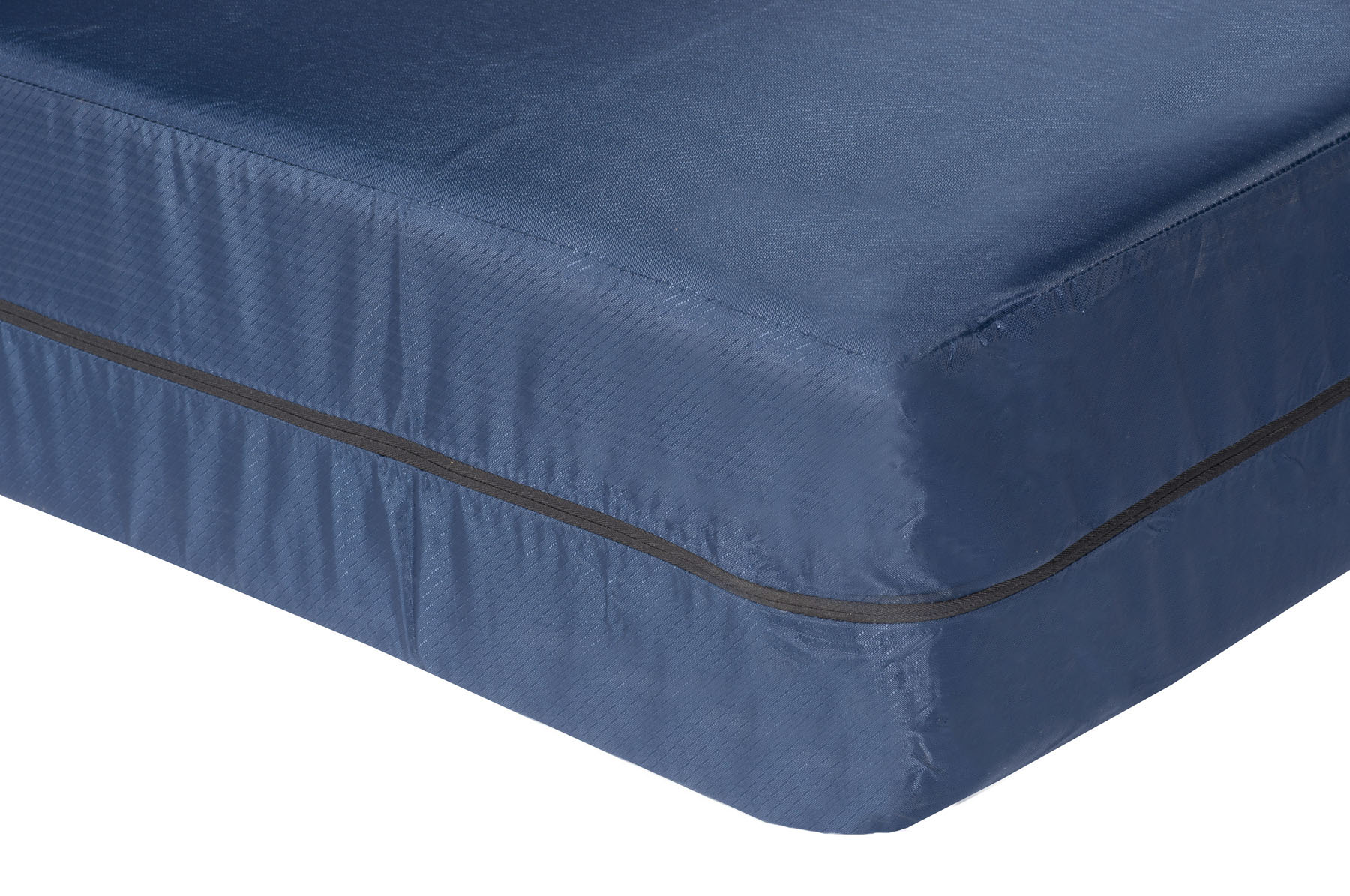 mattress with 3 sided zipper cu