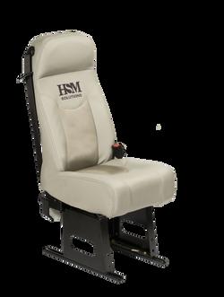Titanium Van/Bus Seat - HSM