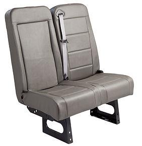 Cobalt Seat with ICS insert - for children 20-80 lbs. Commercial Van/Bus Seat