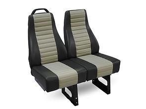 Commercial Bus Commuter Transit Seats - Helium