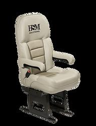 HSM Transportation Commercial Bus Luxury Shuttle Seats