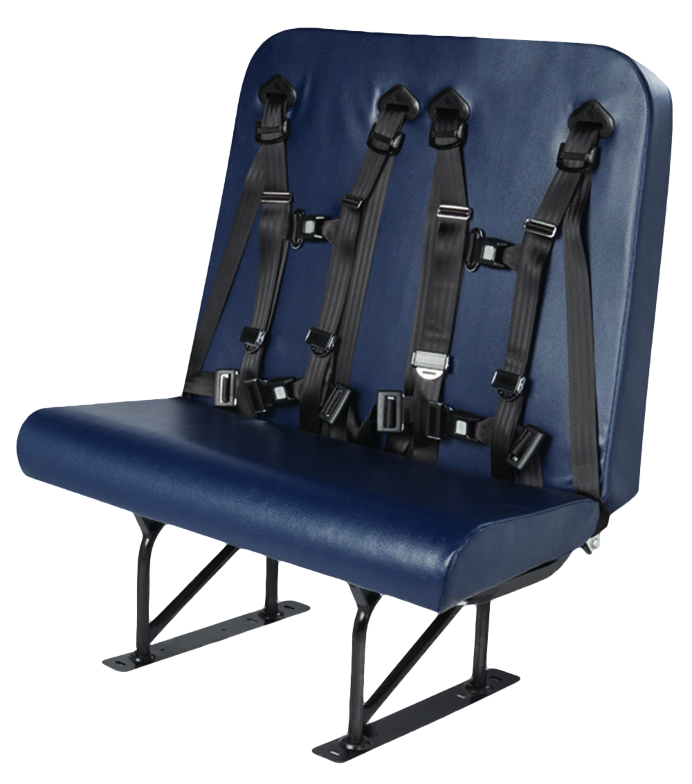 HSM C.E. White Special Security Seat