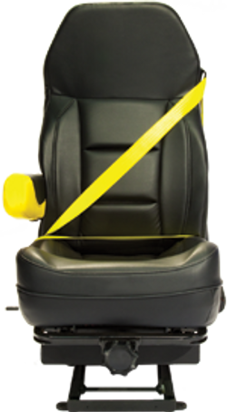 HSM - MDP Driver Seat