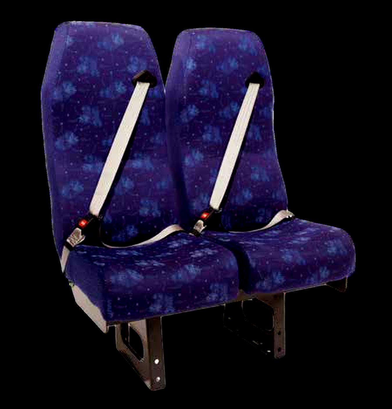 C.E. White Activity Seat School Bus