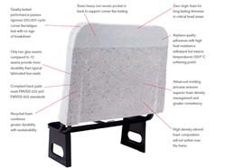 HSM - Triad Fabco Replacement Foam
