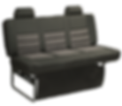 HSM Transportation - HSM Sofa - Commercial Van/Bus Seat