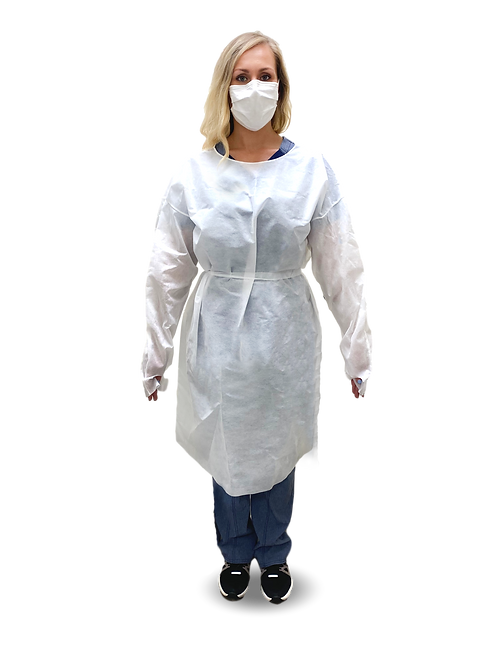 Non-Surgical Isolation Gown (Level 1)