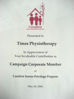 Carefirst Corporate Member