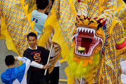 Guinness Record Dragon Dance