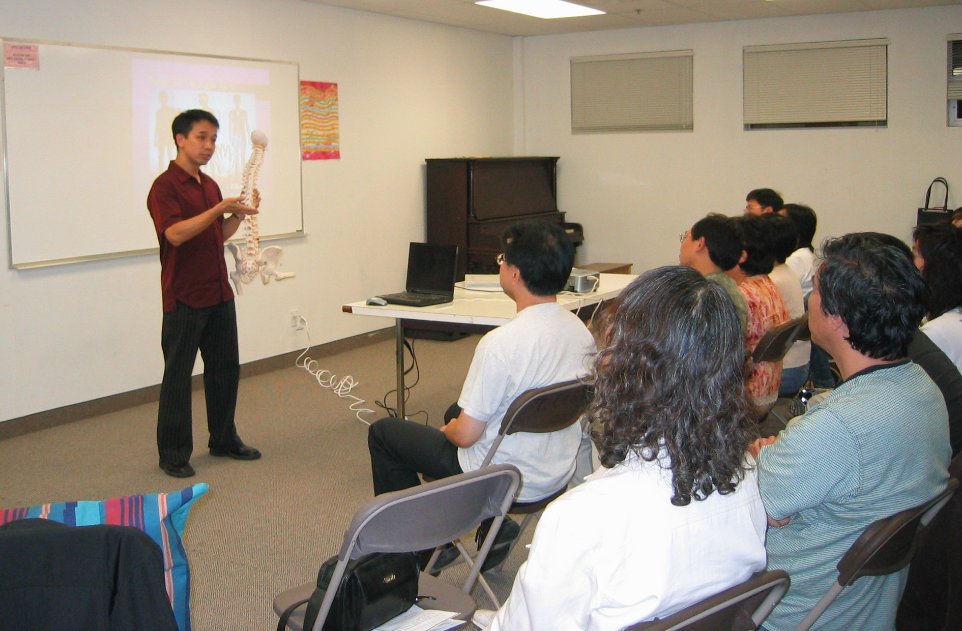 Health Seminar for Church 2006