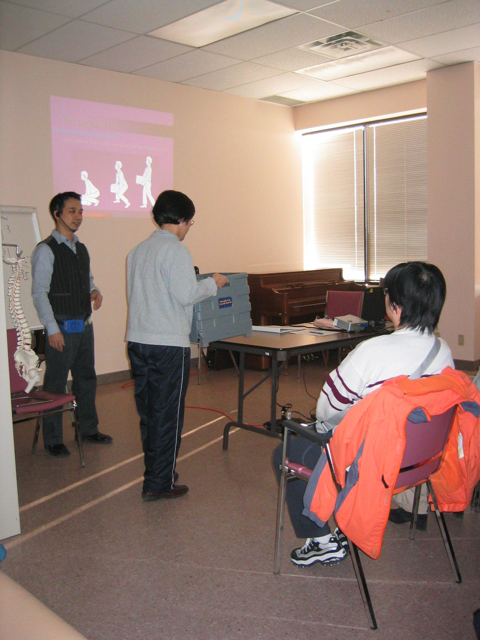 Carefirst PSW Workshop 2009