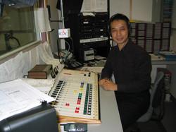 Toronto Chinese Radio Guest Speaker 2002