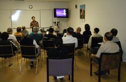 Speaker of Health Seminar 2013