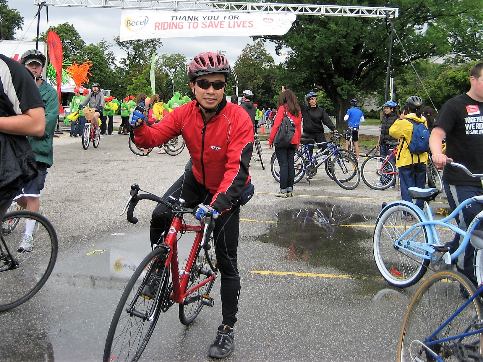 Ride for Heart 2010