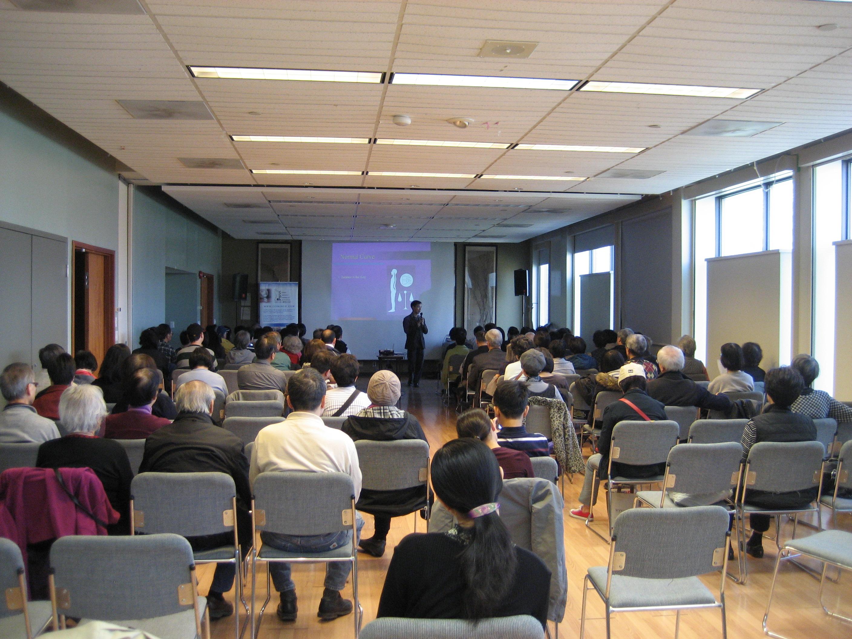 FCCP Pain Management Talk 2012