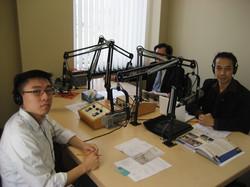 Chin Radio Interview 2011
