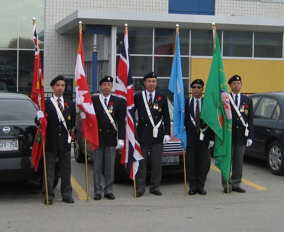 加拿大紀念日遊行