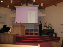 Health Seminar for Church 2010
