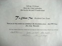 Versa-Care Lodge Nursing Home 1998