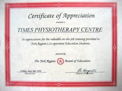 YR Board of Education