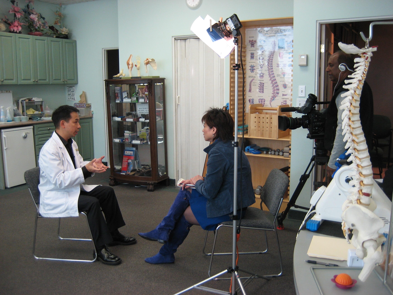 Fairchild TV interview 2008