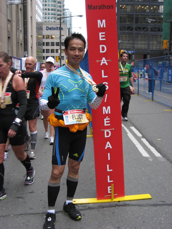 Toronto Waterfront Marathon 2011_1