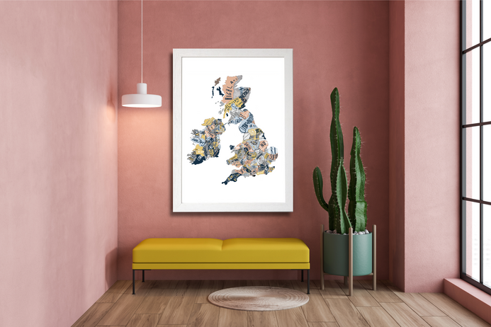 map-of-england-pink-blue-yellow-framed-w