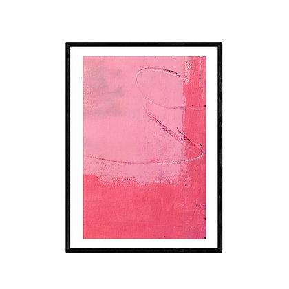 Baby Pink Wall Art