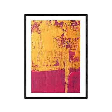 Silk Abstract Print