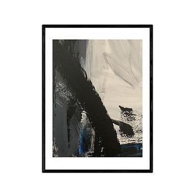Yami Abstract Print
