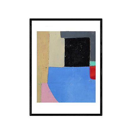 Abstract Wall Art - Harbour