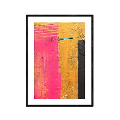 Fifth Element Abstract Print