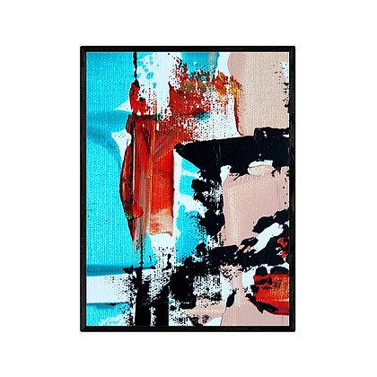 Koi Abstract Print