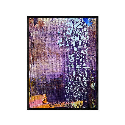 Pillar Abstract Art Print