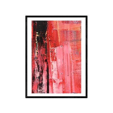 Sweet Abstract Print