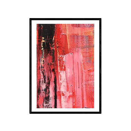 Sweet Abstract Print