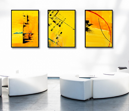 Yellow Lines Collection