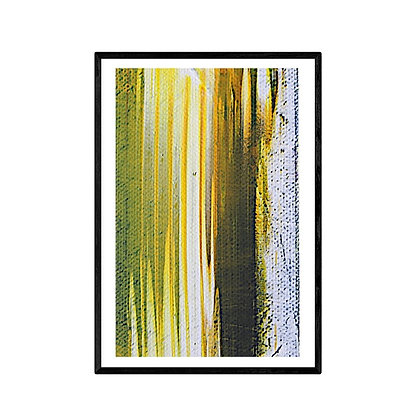 Low Tide Abstract Print