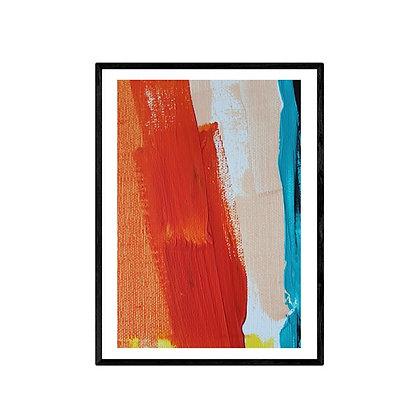 Stripes Art Poster