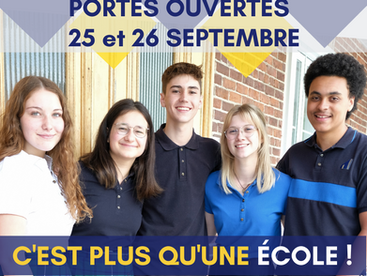 Séance d'informations et portes ouvertes du Collège Dina-Bélanger