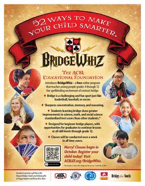 Let's play BRIDGE: Students grade 4 through 12