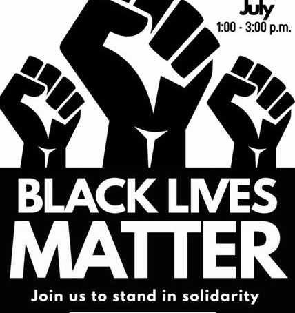 JOIN US TO STAND IN SOLIDARITY