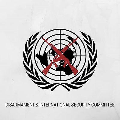 AGENDA__Disarmament of Small Arms and Li