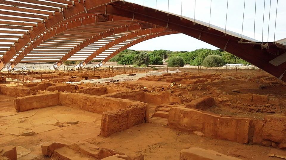 Minoan palace of Malia