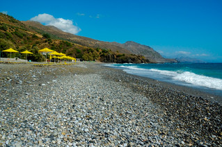 List of all the blue flag beaches in Crete!