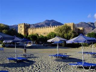 Top things to do in Crete: Frangokastello
